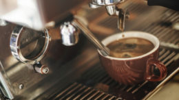 Shop vendita caffè