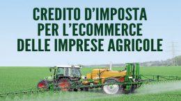 Credito d'imposta per imprese agricole